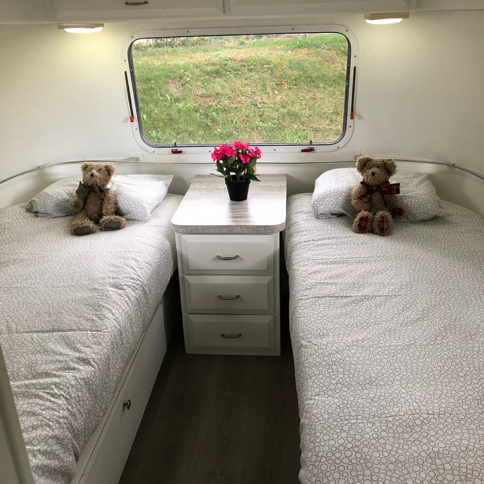 Airstream: Getting There